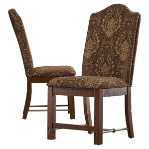 Waban Parsons Chair (Set of 2) by Loon Peak