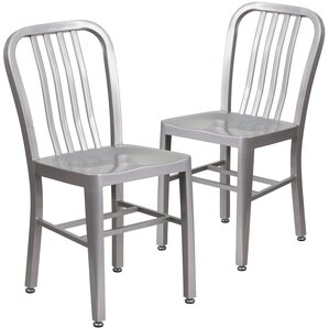 Wonderful Belville Metal Side Chair (Set Of 2)