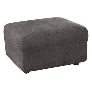 Ultimate Stretch Ottoman Slipcover