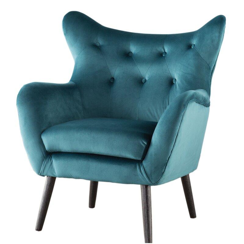 Superieur Bouck Wingback Chair
