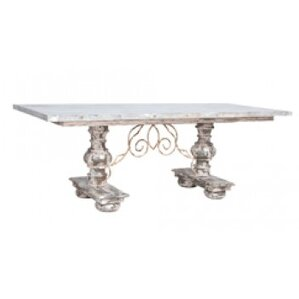 Bridgehampton Pedestal Dining Table by One Allium Way