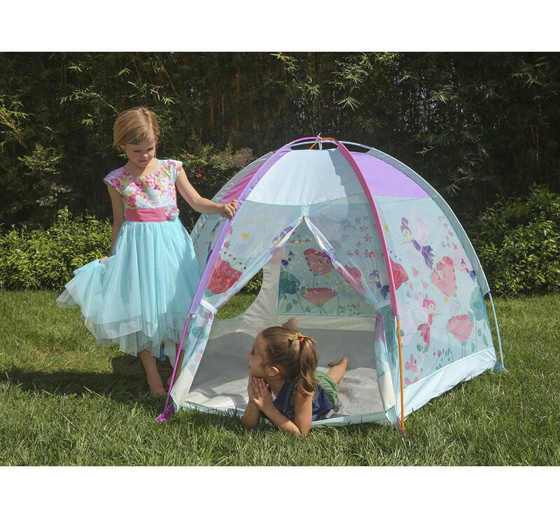 Pacific Play Tents Fairy Blossom Gigantic Dome Pop-Up Play Tent | Wayfair.ca  sc 1 st  Wayfair & Pacific Play Tents Fairy Blossom Gigantic Dome Pop-Up Play Tent ...