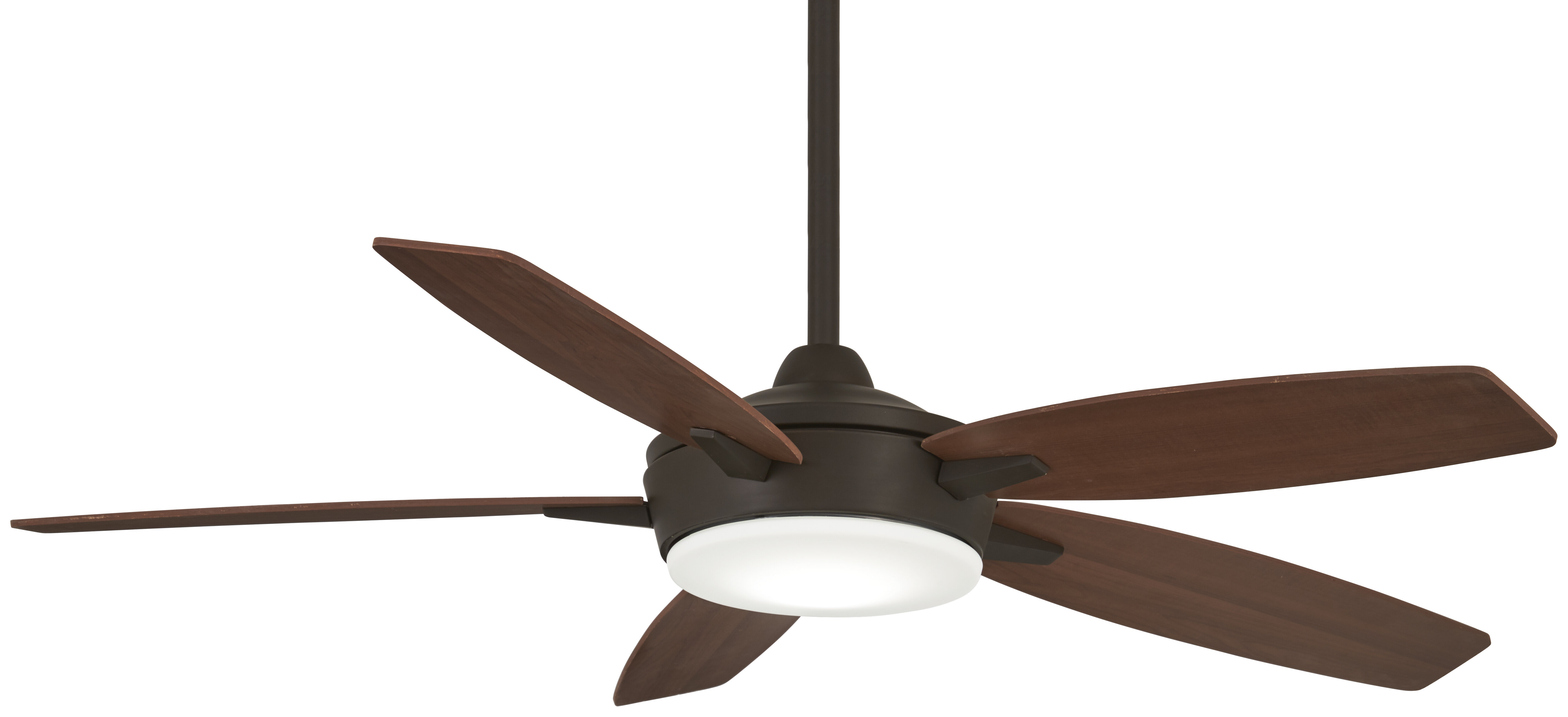 Minka Aire 52 Ee 5 Blade Led Ceiling Fan With Remote Reviews Wayfair
