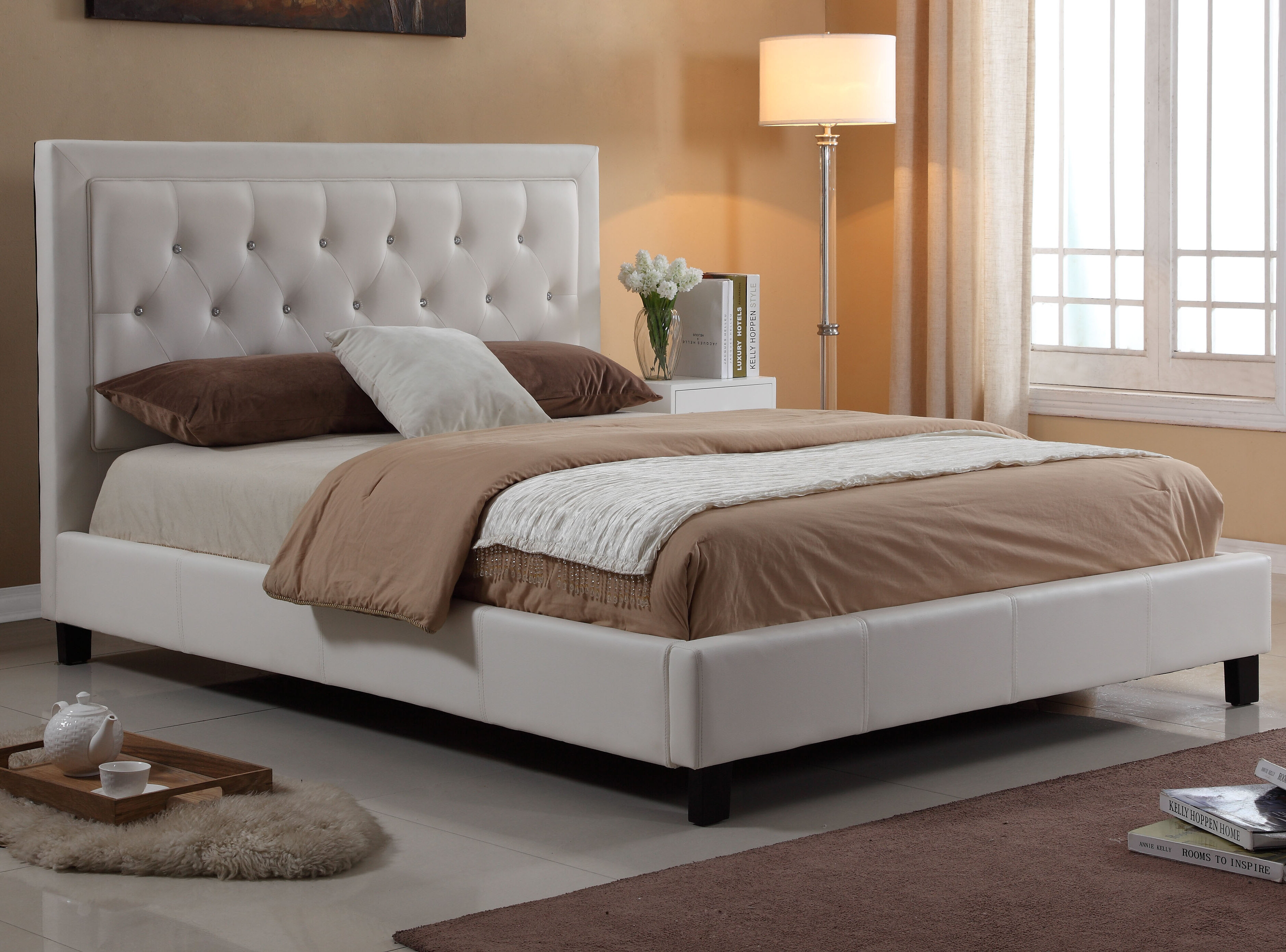 basketball off king platform white headboard tufted headboards full wood queen frame leather ideas side fabric diamond upholstered cal where to size buy with gray
