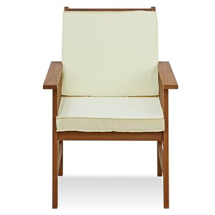 Incroyable Arianna Outdoor Hardwood Chair With Cushion