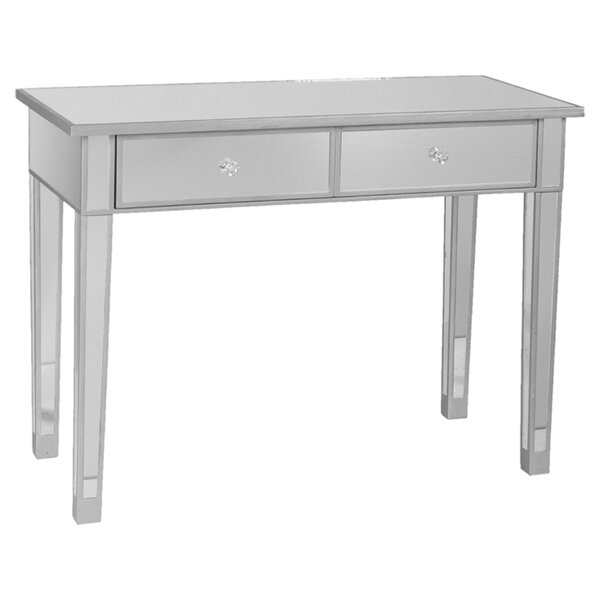 Mirrored Console Tables You Ll Love Wayfair