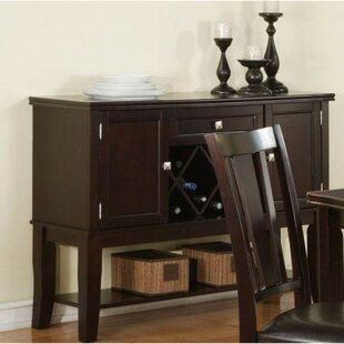 Ruhl Chicly Styled Buffet Table