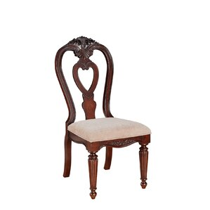 Mccullough Upholstered Dining Chair (Set ..