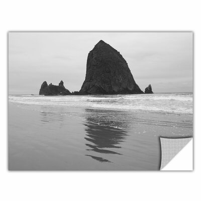 ArtWall 'Goonies Rock' by Cody York Photographic Print  Removable Wall Decal Size: 24 H x 36 W x 0.1 D