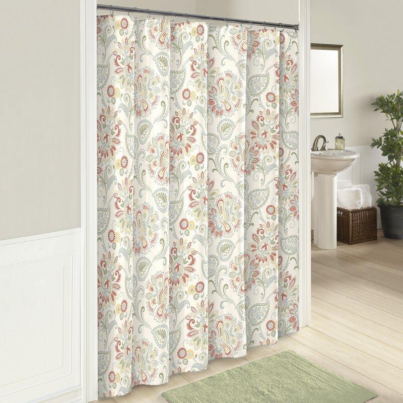 Fieldon Cotton Shower Curtain
