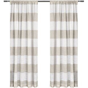 Striped Curtains Amp Drapes Joss Amp Main