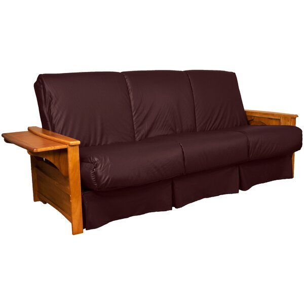 Epic Furnishings LLC Valet Perfect Sit And Sleep Futon And Mattress    Wayfair