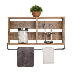 Bathroom Wall Shelves Wayfair