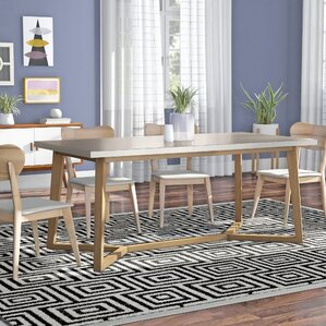 Chesapeake Extendable Dining Table by Langley Street