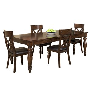Kingston 5 Piece Dining Set by Just Cabinets Furniture and More