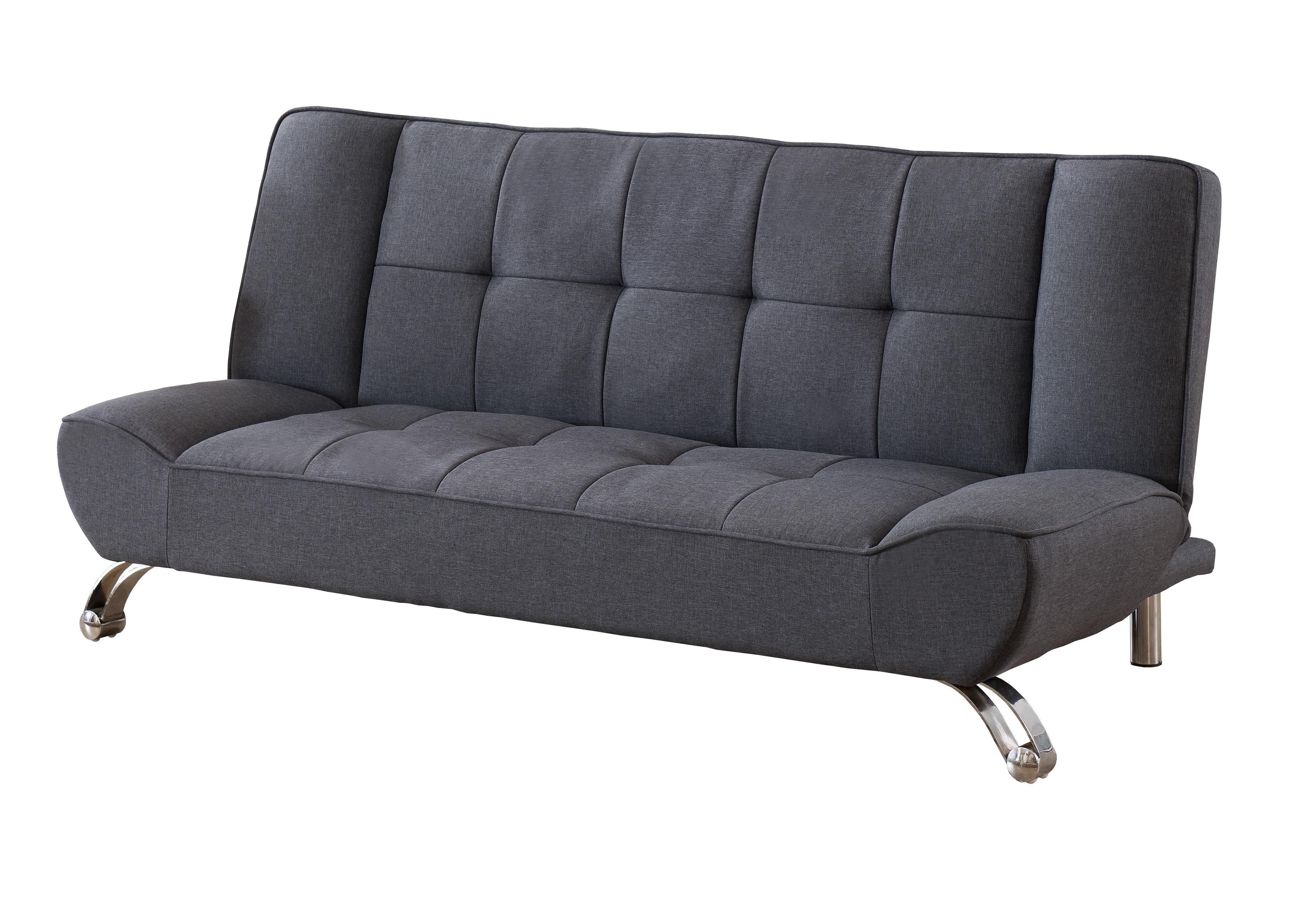 17 stories colyton 3 seater sofa bed reviews wayfair co uk