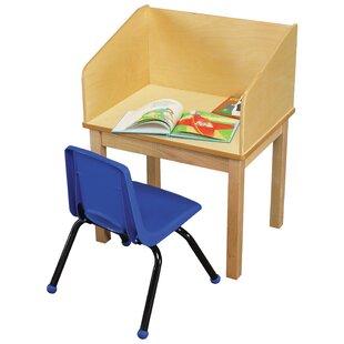 Wood Study Carrel