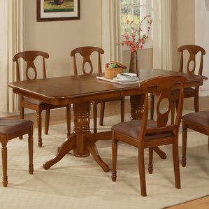 Napoleon Dining Table by East West Furniture