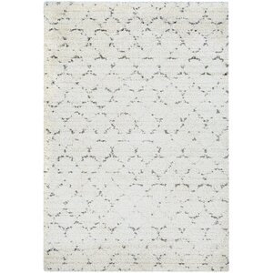 Arona Snow/Brown Area Rug