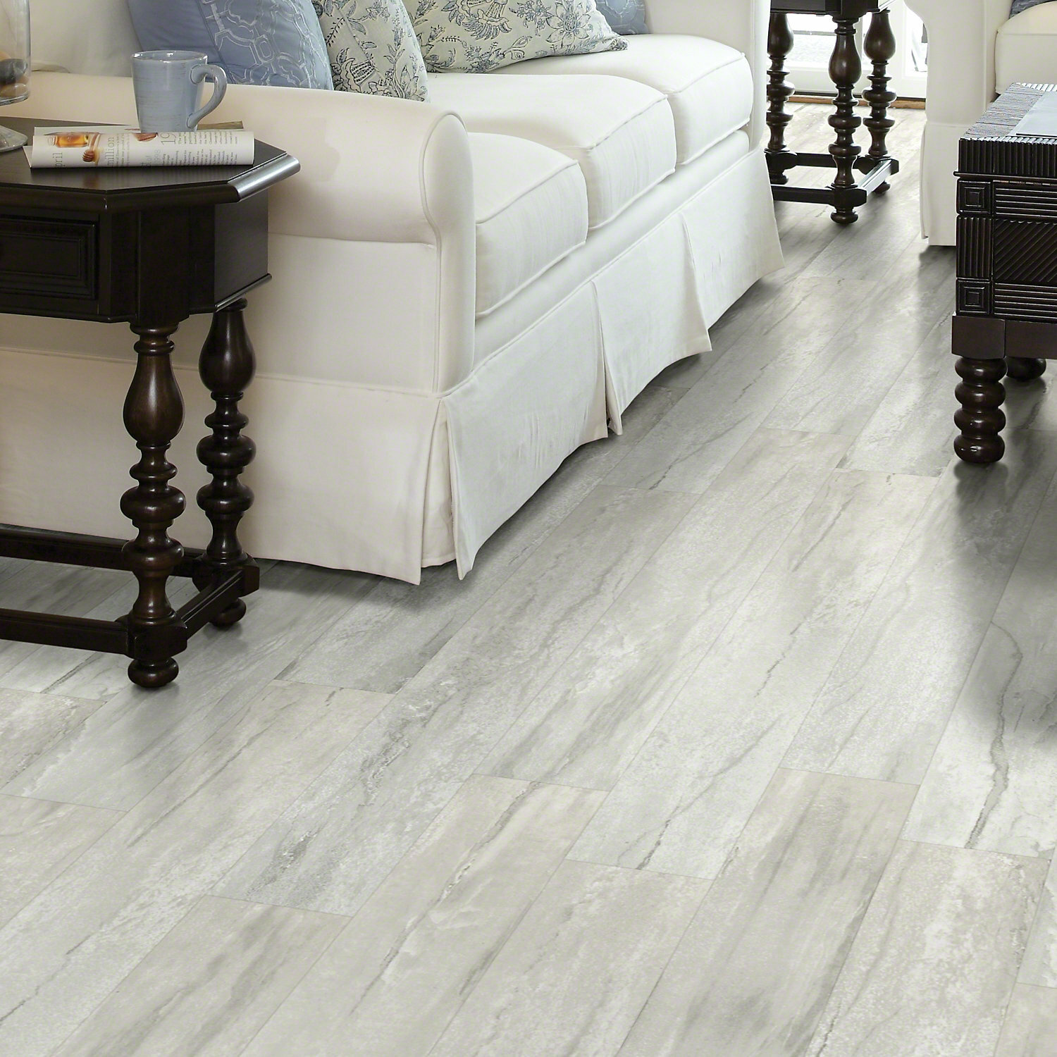 Stately Charm 6 X 48 65mm Vinyl Plank In Palatial By Shaw Floors