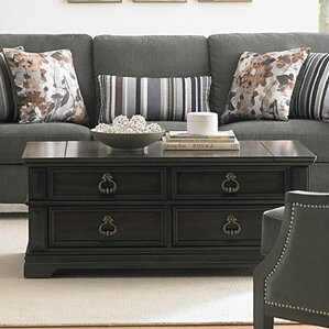 Tisha Coffee Table with Lift Top by Darby Ho..