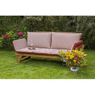 Fitch Wooden Garden Bench