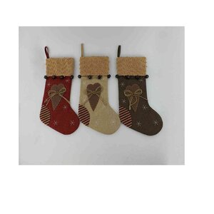3 Piece Stocking Set (Set of 3)