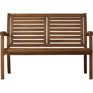 Collette Eucalyptus Garden Bench