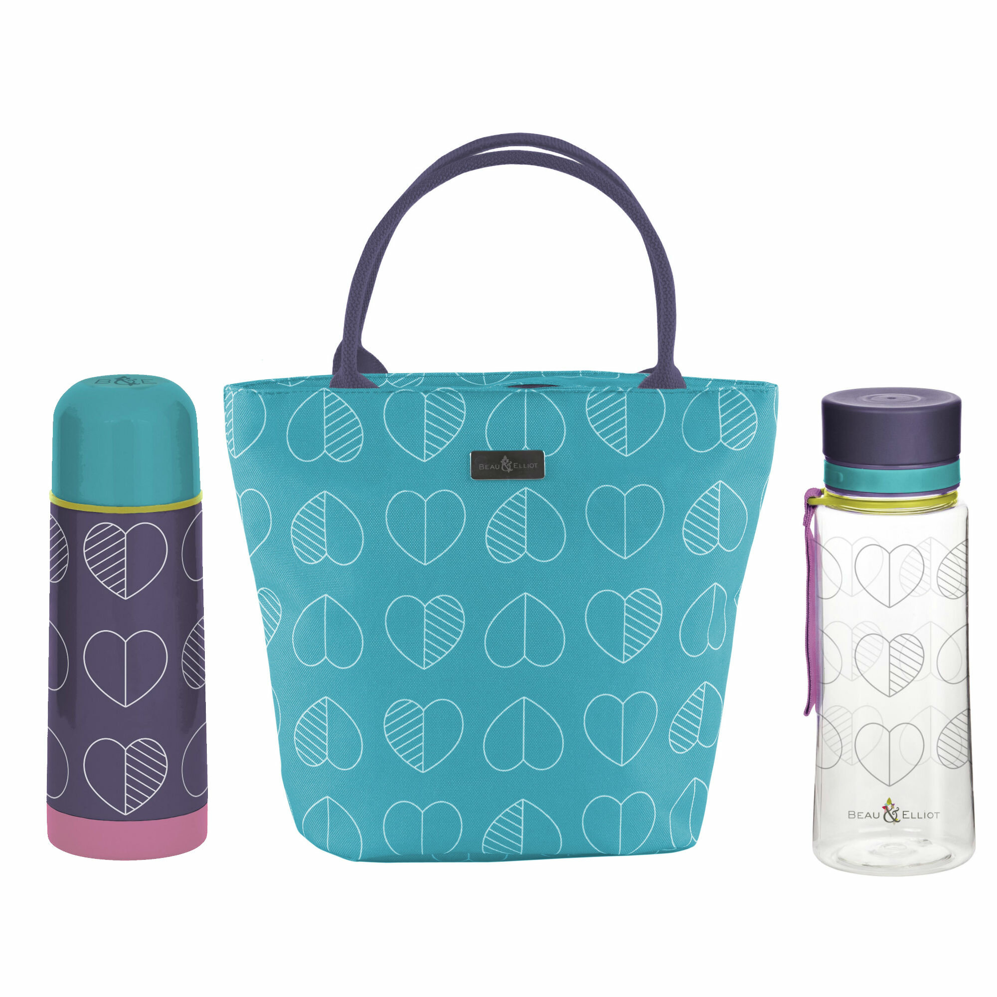 87c8eac0ab3c Outline Insulated Picnic Tote Bag Set