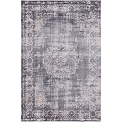 5 X 8 Gray Amp Silver Rectangular Rugs You Ll Love In 2019