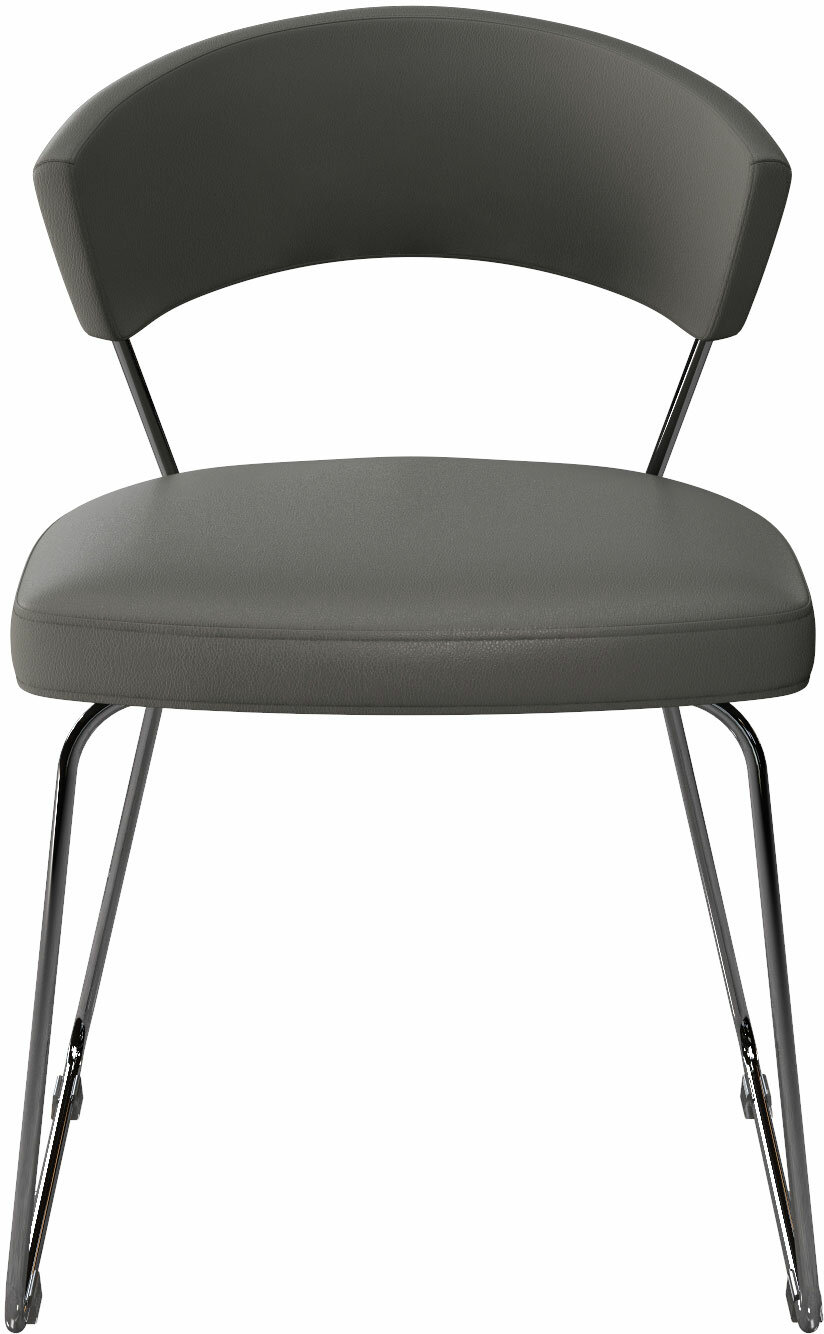 Delancey upholstered dining chair reviews allmodern