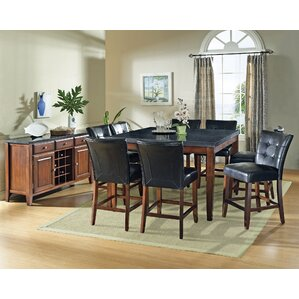 Matheson 5 Piece Counter Height Dining Set by Darby Home Co