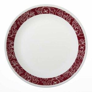Livingware 1025 Bandhani Dinner Plate Set