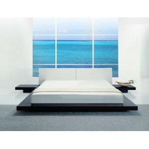 Japanese Platform Bed Frames arata japanese platform bed | wayfair