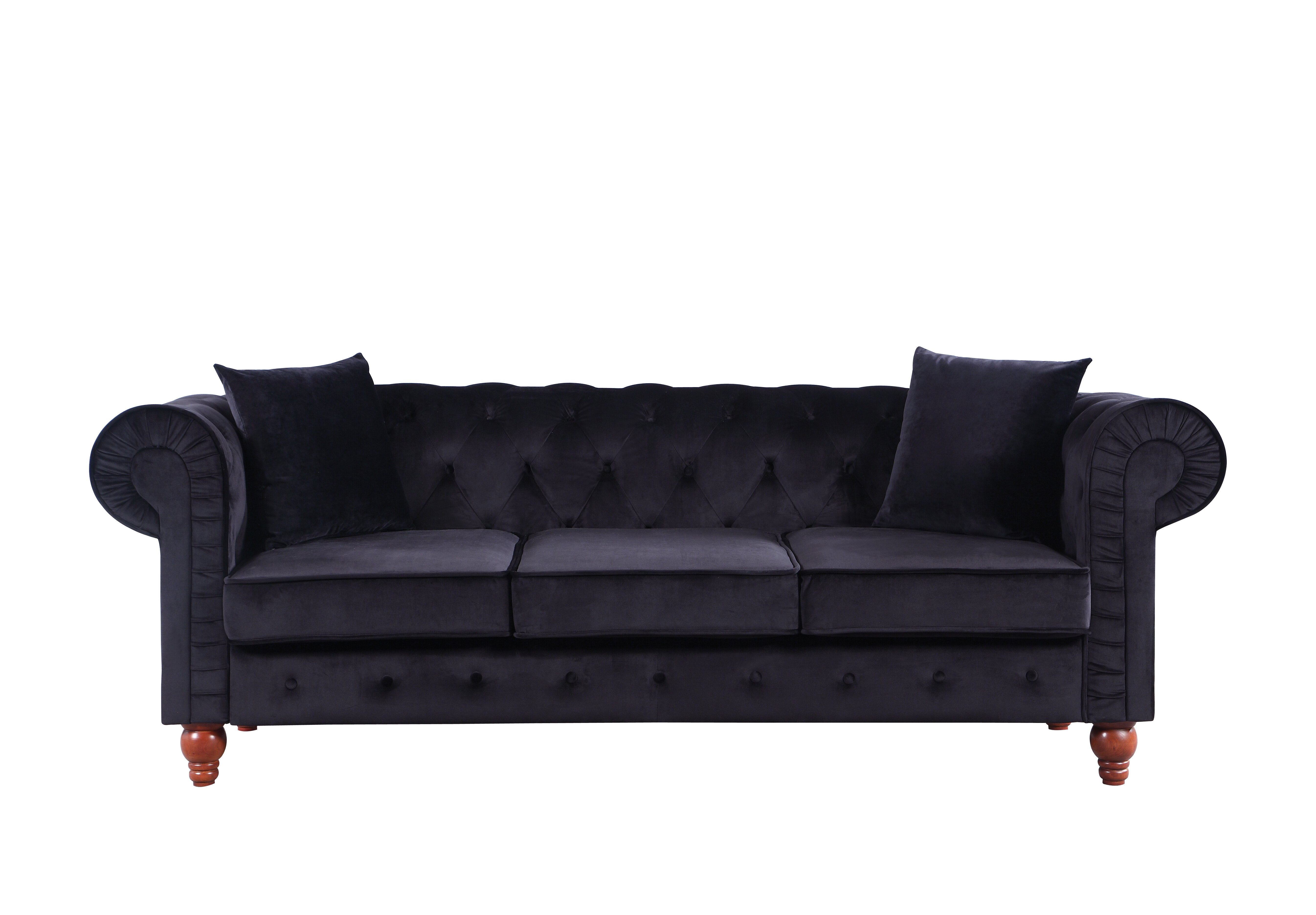 Sanders Chesterfield Sofa Reviews Joss Main