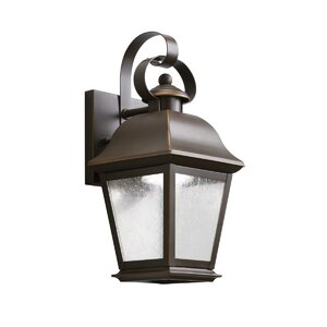 Larchmont 1-Light Outdoor Wall Lantern