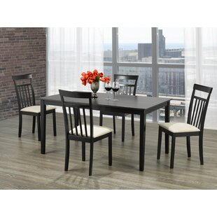 Snider Traditional Rectangle Dining Table