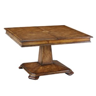 Exley Extendable Solid Wood Dining Table