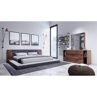 King Modern & Contemporary Bedroom Sets You\'ll Love in 2019 | Wayfair