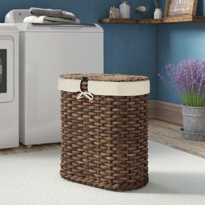 paniers et mannes linge mat riau osier rotin. Black Bedroom Furniture Sets. Home Design Ideas