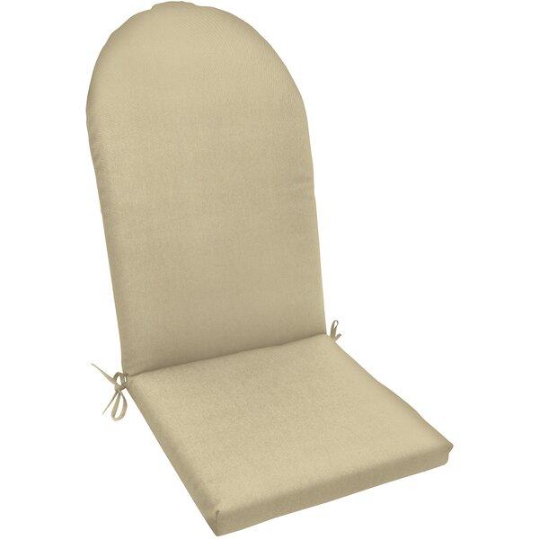 Wayfair Custom Outdoor Cushions Outdoor Sunbrella Adirondack Chair Cushion  | Wayfair