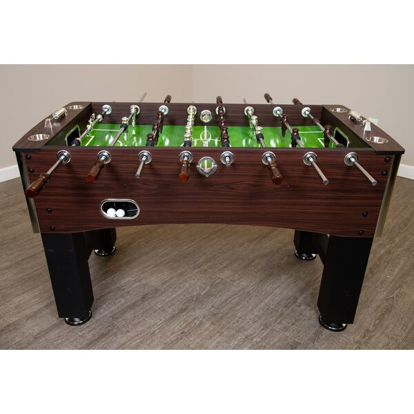 Hathaway Games Primo 56 5 Foosball Table Amp Reviews