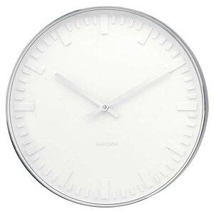 37cm Mr. White Station Wall Clock