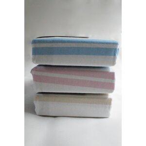 Burford Flannelette 100% Cotton Flat Sheet