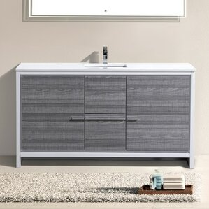 Modern Contemporary Bathroom Vanities Youll Love Wayfair