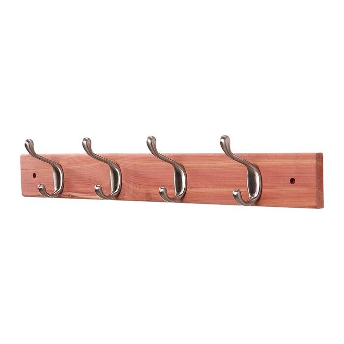 Woodlore Cedar Coat Rack Reviews Wayfairca Custom Wayfair Coat Rack