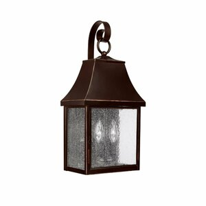 Collins Hill Outdoor Wall Lantern