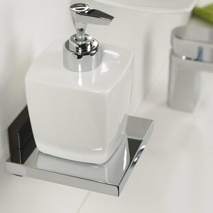 Zenna Wall Mounted Soap Dispenser