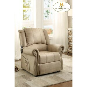 Elmer Recliner by Darby Home Co