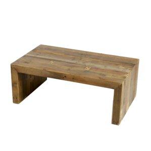 Adkisson Reclaimed Wood Coffee Table b..